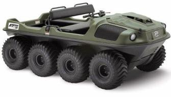 Argo All-Terrain Vehicle