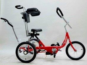 Rehatri Foot Trike With Rear Steering