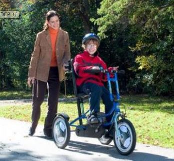 Discovery Series - DCP 16 Trike