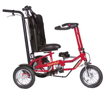 Freedom Concepts Adaptive Bike DCP 12