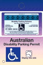 Mobility Parking Permit