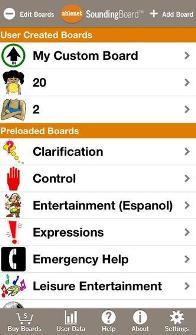 Ablenet Sounding Board (App)