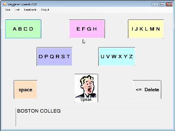 Staggered Speech (Communication Software)