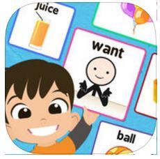 Tom Taps Speak - AAC for Kids (App)