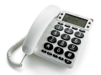 Doro 312C PhoneEasy Big Button Phone