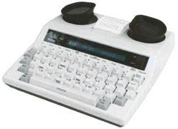 Superprint 4425 TTY Telephone Typewriter