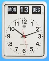 Jadco Analogue Calendar Clock BQ12