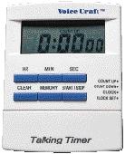 Talking Pocket Timer Clock