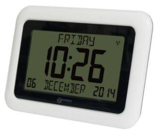 Geemarc VISO10 Calender Clock