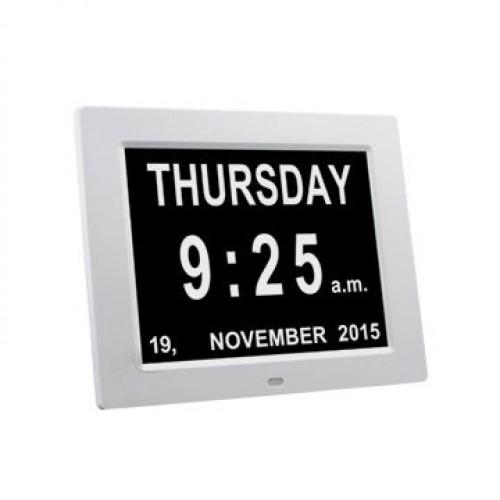 Digital Dementia Calendar Clock