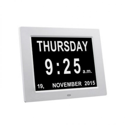 Dementia Day Clock