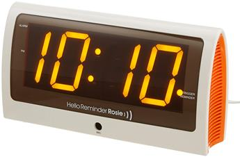 Reminder Rosie - Voice Activated Reminder Alarm Clock