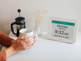 Robin Dementia Clock