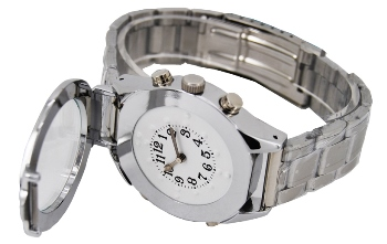 Braille Low Vision Tactile Talking Watch