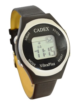Cadex VibraPlus 8 Vibrating Reminder Watch VP8-FLEX