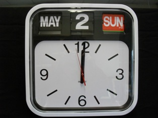 Ingrams DM620 Calendar Clock