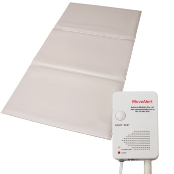 MoveAlert Floor Mat with Alarm Sensor