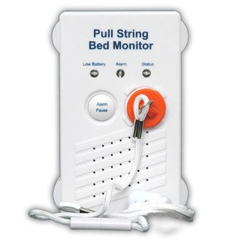 Pull Strin Bed Monitor