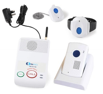 MePACS Home and Mobile Alarms