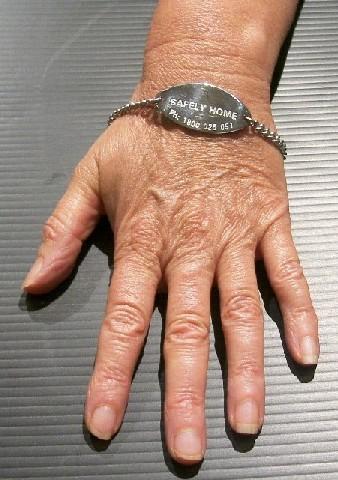 Safely Home Bracelet