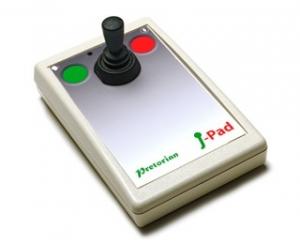J-Pad Wireless Joystick for iPad