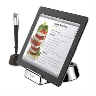 Belkin Tablet Stand with Smart Stylus for iPad / Tablet