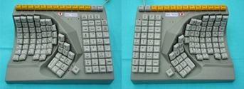 Maltron Single Handed Keyboard