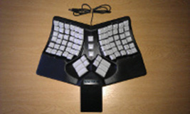 Maltron Compact Keyboards