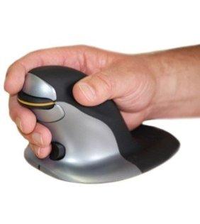 Penguin Ambidextrous Vertical Mouse