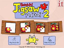 Inclusive Technology SwitchIt! Jigsaw Maker 2