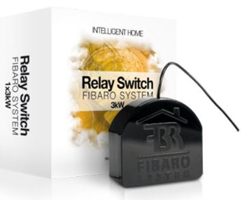 Fibaro 3Kw Relay Switch