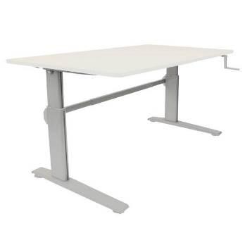 erTgo Hand Crank Desk