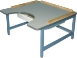 Cut Out Table