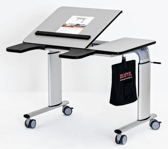 Ropox Vision Table Manual/ Electric