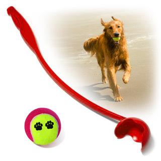 Tennis Ball Chucker
