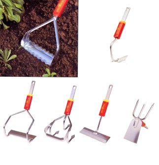 Wolf Multi Change Long Handled Garden Tools Assistive