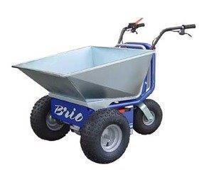Brio Electric Wheelbarrow
