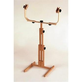 Stitch Master Wooden Embroidery and Quilting Stand