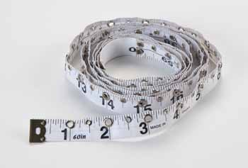 Tactile Measuring Tape