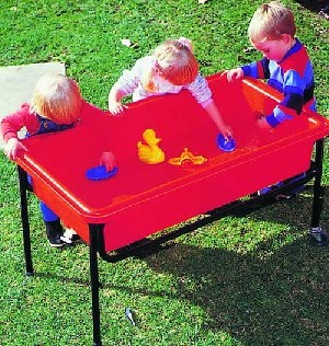 Water/Sand Play Tray