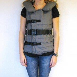Chain Weighted Calming Vest