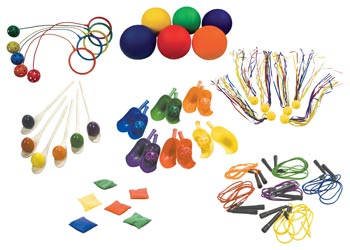 Gross Motor Activities Kit