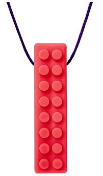Brick Stick Chew Necklace