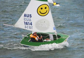 Hansa 2.3 & 303 Keelboats
