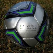 Audible Soccer Ball