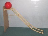 Ball Guide Ramp