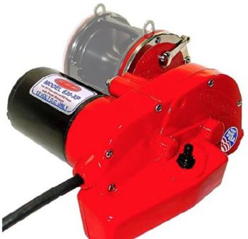 Elec-Tra-Mate Powered Fishing Reel