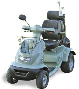 Afikim Breeze Golf Four Wheel Scooter