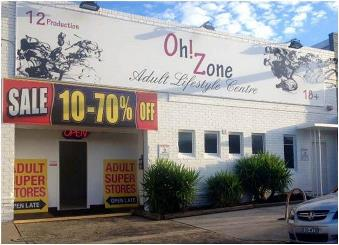 Oh Zone Adult Lifestyle Centre