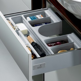 Hettich Innotech Push To Open Drawer System | Assistive